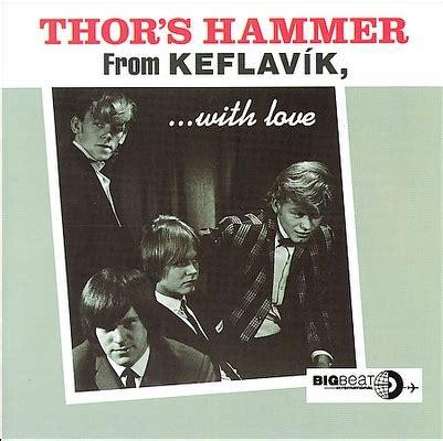 thor 39 s hammer 音楽レビュー ロックンロール原理主義 yahoo ブログ
