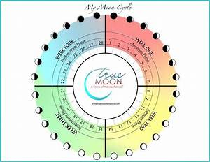 Calendar Method Fertility Chart Learn About Your Cycle Truemoon Fertility Awareness