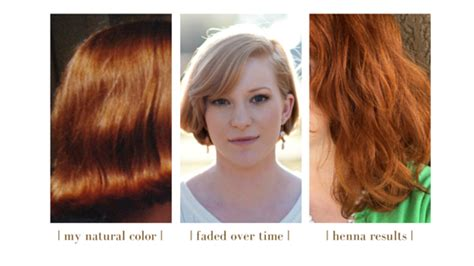 A Natural Redhead's Henna Experience