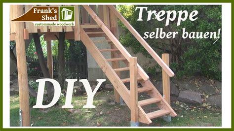 treppe selber bauen anleitung wangentreppe holz selber bauen cheapbohemian net