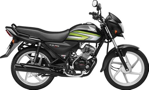 Modified Bikes Cd Deluxe by Honda Cd 110 Deluxe Launched In India With Self Start