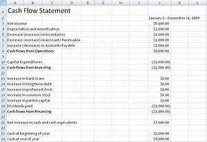 9 cash flow excel templates excel templates With cash flow schedule template