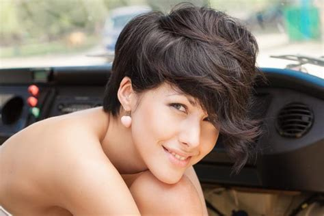 Pretty Summer Short Hairstyles 2014