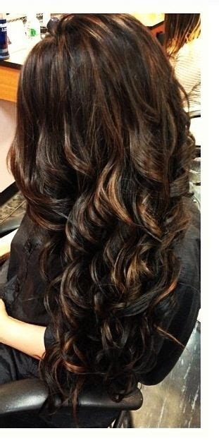 Espresso Hair Color With Caramel Highlights by 12 Flattering Brown Hair With Caramel Highlights
