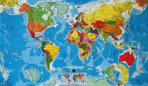 Grande Carte Du Monde En Français by Les 9 Questions 224 Se Poser Pour Pr 233 Parer Tour Du Monde