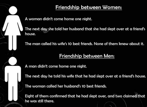 Man And Woman Friends Quotes