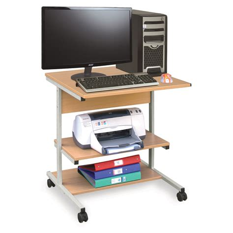 Mobile Computer Workstation by Small Mobile Computer Workstation