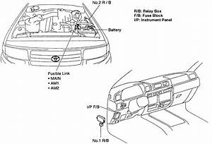 Where Can I Find The Fuse Box For My 1997 Toyota