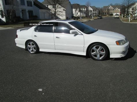 1999 acura tl special mechanic s special