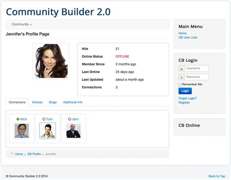 community builder  cb  beta  released