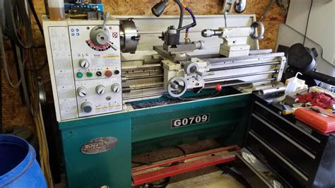 grizzly   gunsmithing gearhead lathe