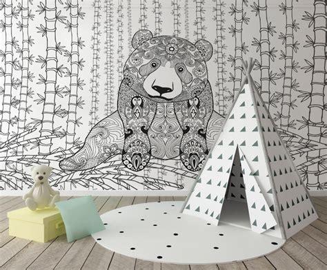 papier peint chambre enfants papier peint chambre d enfant bande dessine mignon