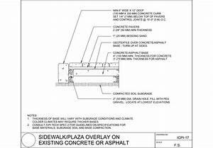 Mcnear Brick And Block Walkwayplaza Overlay On Asphalt Or