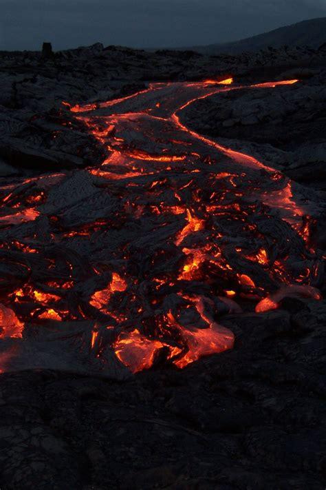 volcano lava l spencers mauna kea lava volcano s