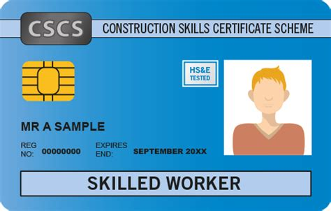 cscs cards dmr training