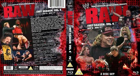 Wwe Raw 1997 Dvd (bluray