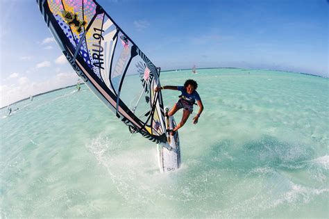 Can You Make A Living From Windsurfing? We Asked A W