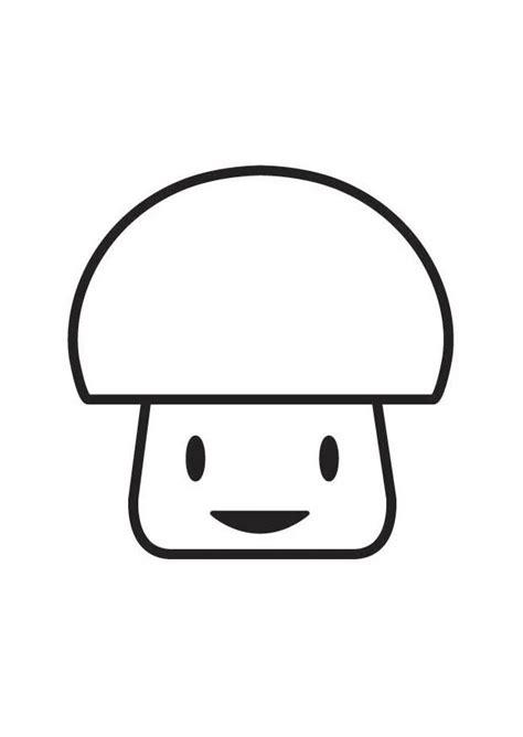 disegno da colorare personaggio funghetto cat  images
