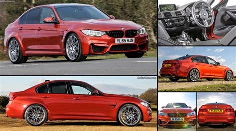 Bmw M3 Competition Package (2016)