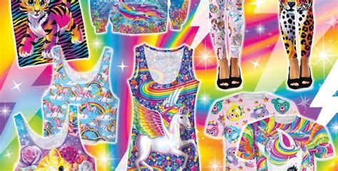 lisa frank    clothing     awesome