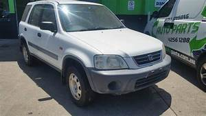 2001 Honda Crv  Wagon  2 0 Litre  Manual  White