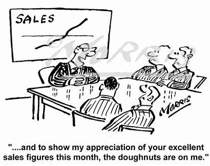 Sales Meeting Manager Cartoon Ref Cartoons Staff