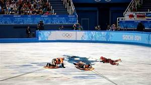 Emergency Crews Attempt To Rescue Olympic Figure Skater ...
