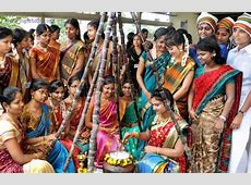 pongal celebration in college SUPERHDFX