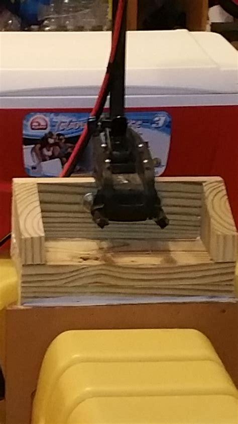 Electric Boat Motor Diy by Diy Trolling Motor Impremedia Net