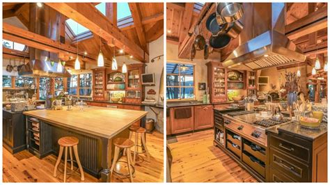 the kitchen orcas island 7 fancy kitchens where hosting dreams come true 6067