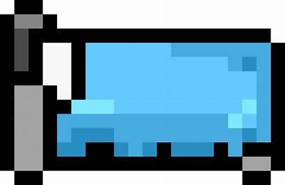 Pixel Clipart Bed Side Bit Transparent Pixels