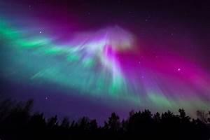 Aurora Borealis Facts  U0026 Information