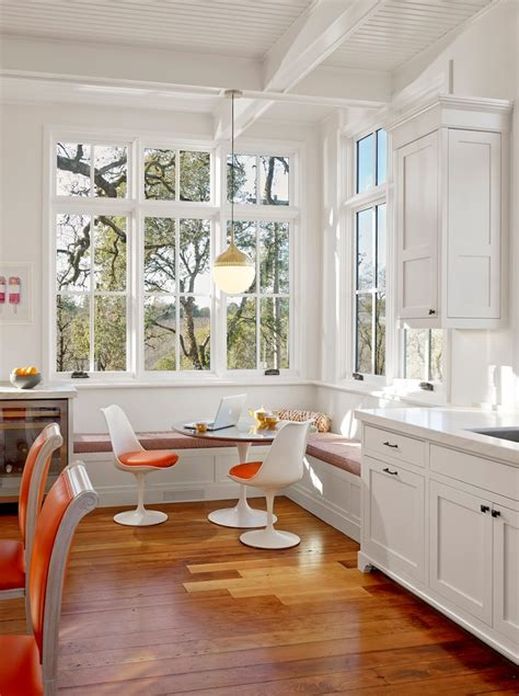 cuisine banquette small dinette sets in kitchen farmhouse with vinyl