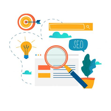Search Engine Optimisation Research by Seo Search Engine Optimization Market Research Vector