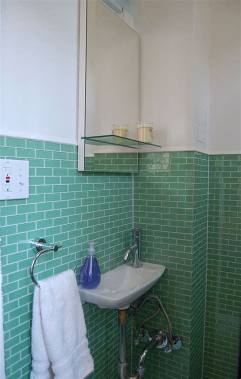 vintage bathroom tile ideas retro bathroom design