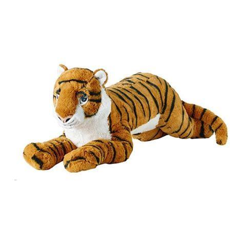 DJUNGELSKOG Soft toy Tiger   IKEA