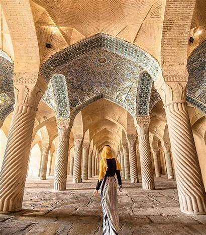 Mosque Iran Vakil Mosques