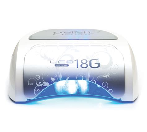 Gelish 18g Led L Australia by Gelish Led Ls Reviews And Comparison Esther S Nail Corner