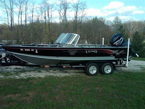 Fishing Boats For Sale Done Deal by Tim S Lund Boat For Sale On Walleyes Inc Www