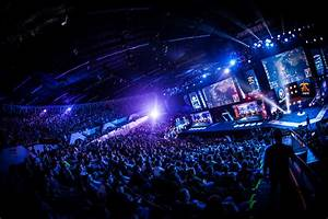 The Biggest Live eSports Events on the Planet