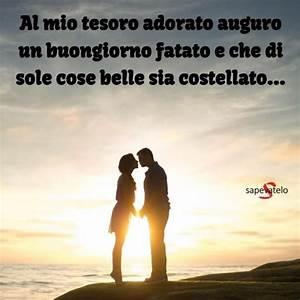 Frasi Amore Buongiorno RB89 » Regardsdefemmes
