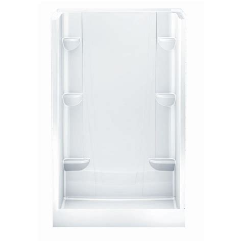 Where To Buy Shower Stalls by Aquatic A2 34 In X 48 In X 76 In Shower Stall In White