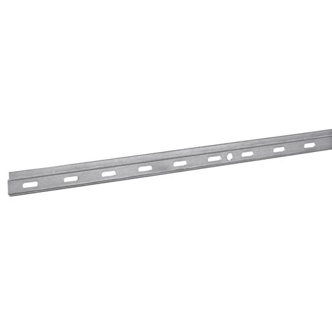 1 rail pour suspension de meuble acier zingué hettich l