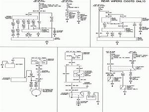 1984 Mercedes 300sd Fuse Box Diagram