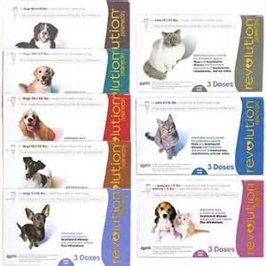 revolution cat medicine revolution for cats dogs free shipping 100