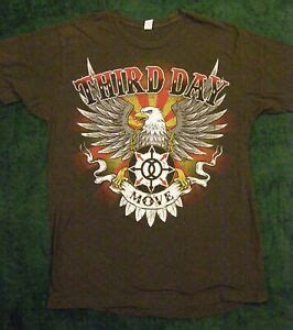Third Day Southern Rock Band Move Concert Tour T-Shirt ...