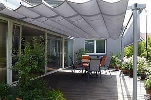 Terrassen Sonnenschutz Systeme : terrassenbeschattung ground und fall ~ Markanthonyermac.com Haus und Dekorationen