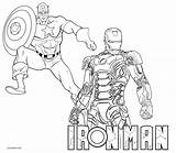Iron Coloring Pages Printable sketch template