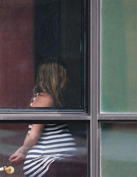 revealing  sneak  peak  neighbors windows