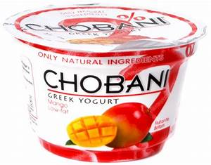 Chobani Greek Yogurt - Mango | HappySpeedy